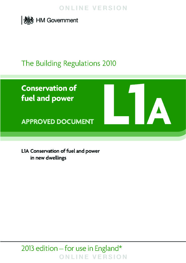 Approved Document L1A